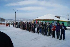 Об итогах лыжного конкурса