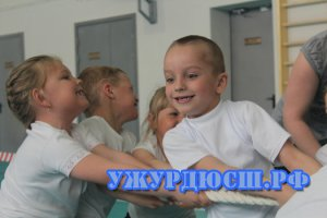 Спартакиада дошкольников