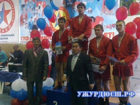 Победа на Всероссийском турнире.