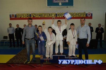 20-й межрайонный турнир по дзюдо ЗОЛОТОЕ РУНО