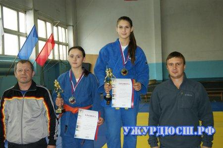 Первенство Красноярского края по дзюдо