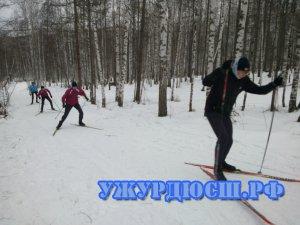 На первый снег в Горячегорск!