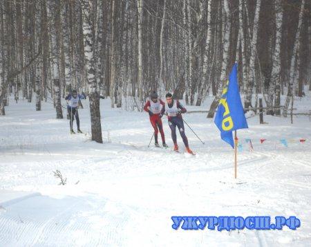 Чемпионат и первенство Красноярского края по лыжным гонкам