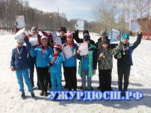 Закрытие лыжного сезона в с. Парная