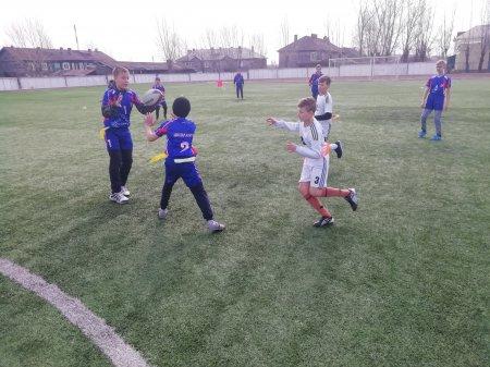 """Зональный этап """"Школьной спортивной лиги"""" по тэг-регби"""