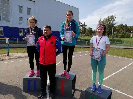 Открытый чемпионат ЗАТО п. Солнечный по легкой атлетике