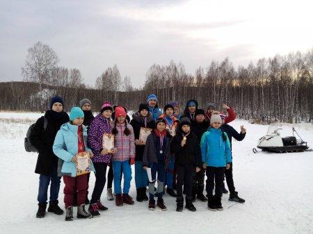 Первенство г. Шарыпово по лыжным гонкам