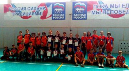Муниципальные соревнования по лёгкой атлетике детей с ОВЗ