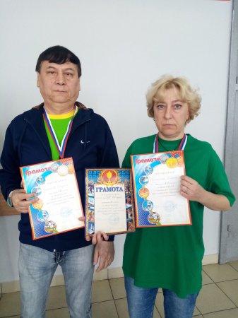 Спартакиада учителей образовательных учреждений Ужурского района