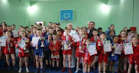 II открытый районный турнир Шарыповского района