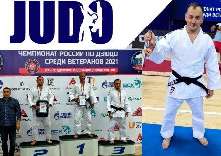 Бронзовая награда Чемпионата России