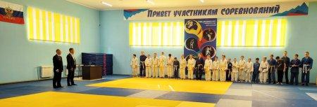 """""""Первое"""" первенство в новых стенах спортивной школы"""